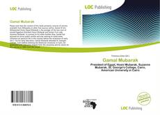 Buchcover von Gamal Mubarak