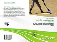 Couverture de 1888 St. Louis Browns Season