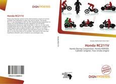 Bookcover of Honda RC211V