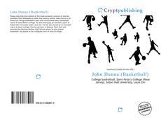 Bookcover of John Dunne (Basketball)