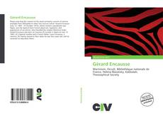 Bookcover of Gérard Encausse