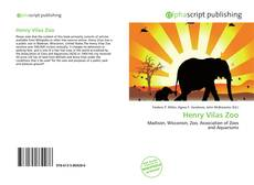 Bookcover of Henry Vilas Zoo
