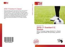 Capa do livro de 2010–11 Everton F.C. Season