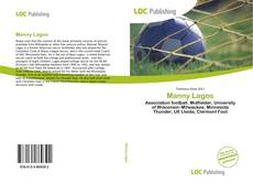 Bookcover of Manny Lagos