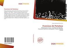 Bookcover of Francisco de Peñalosa