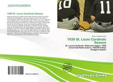 Couverture de 1939 St. Louis Cardinals Season