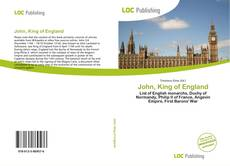 Bookcover of John, King of England