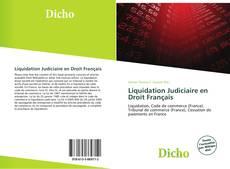 Buchcover von Liquidation Judiciaire en Droit Français