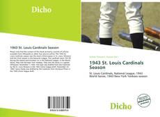 Capa do livro de 1943 St. Louis Cardinals Season