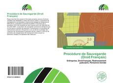 Bookcover of Procédure de Sauvegarde (Droit Français)
