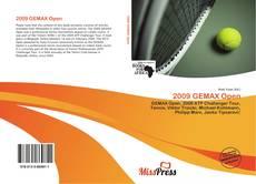Portada del libro de 2009 GEMAX Open