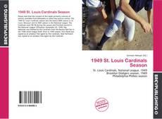 Buchcover von 1949 St. Louis Cardinals Season