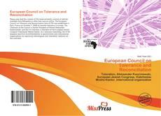 Borítókép a  European Council on Tolerance and Reconciliation - hoz