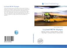 Bookcover of Leyland-MCW Olympic