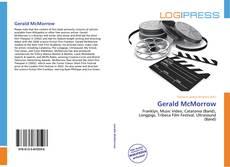 Gerald McMorrow kitap kapağı