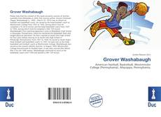 Bookcover of Grover Washabaugh