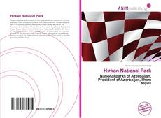 Bookcover of Hirkan National Park