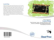 Bookcover of Louis King