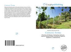 Bookcover of Contursi Terme