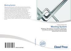 Обложка Meeting System