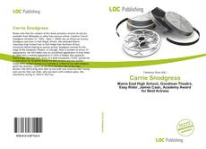 Buchcover von Carrie Snodgress