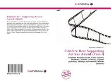 Couverture de Filmfare Best Supporting Actress Award (Tamil)
