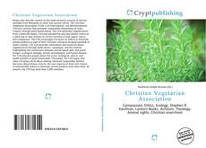 Portada del libro de Christian Vegetarian Association