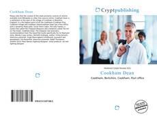 Cookham Dean kitap kapağı