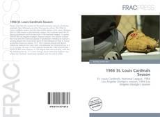 Copertina di 1966 St. Louis Cardinals Season