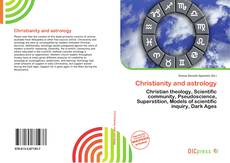 Capa do livro de Christianity and astrology