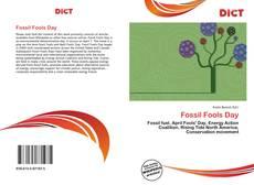 Fossil Fools Day kitap kapağı