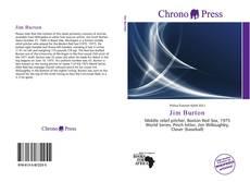 Bookcover of Jim Burton