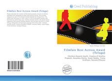 Bookcover of Filmfare Best Actress Award (Telugu)