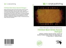 Bookcover of Filmfare Best Actor Award (Telugu)