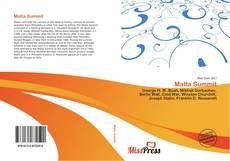 Malta Summit的封面