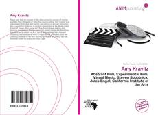Bookcover of Amy Kravitz