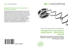 Bookcover of Bengal Film Journalists' Association – Best Actor Award
