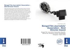 Обложка Bengal Film Journalists' Association – Best Director Award