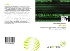 Bookcover of G 3/08