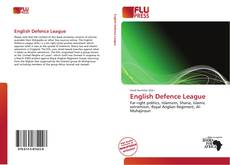 Bookcover of English Defence League