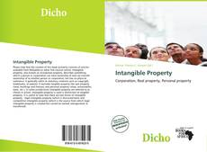Bookcover of Intangible Property