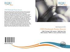 Bookcover of 1989 Pittsburgh Pirates Season