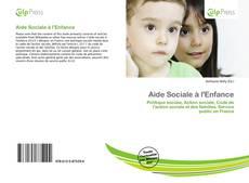 Couverture de Aide Sociale à l'Enfance