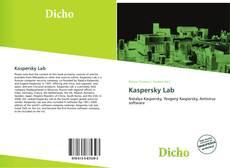 Обложка Kaspersky Lab