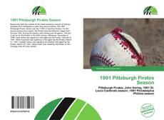 1991 Pittsburgh Pirates Season的封面