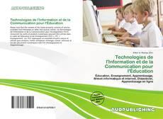 Couverture de Technologies de l'Information et de la Communication pour l'Éducation