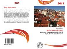 Capa do livro de Maia Municipality