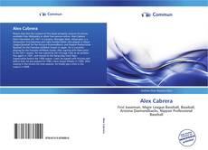 Обложка Alex Cabrera