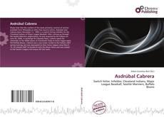 Обложка Asdrúbal Cabrera