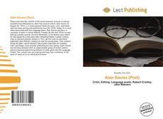 Bookcover of Alan Davies (Poet)